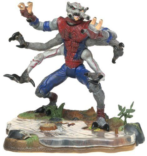 Nice. classic spiderman toys over the
