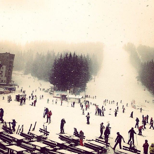 Bulgaria, Pamporovo 2015