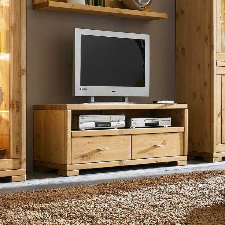 Die besten 25+ Tv möbel kiefer Ideen auf Pinterest Tv möbel - wohnzimmer tv m bel