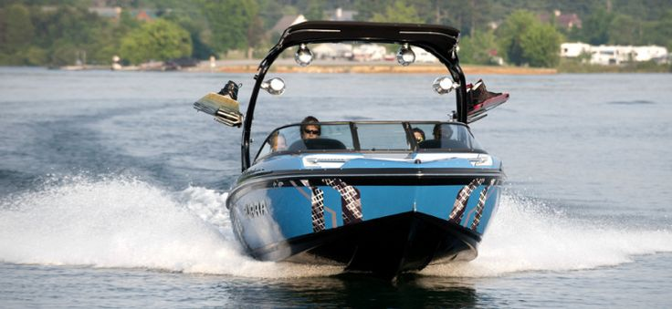 New 2013 Supra Boats Launch 21 V Ski and Wakeboard Boat Photos- iboats.com richtergear.com
