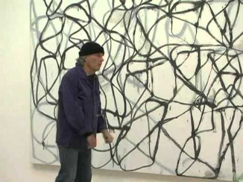 Brice Marden discussing his process.