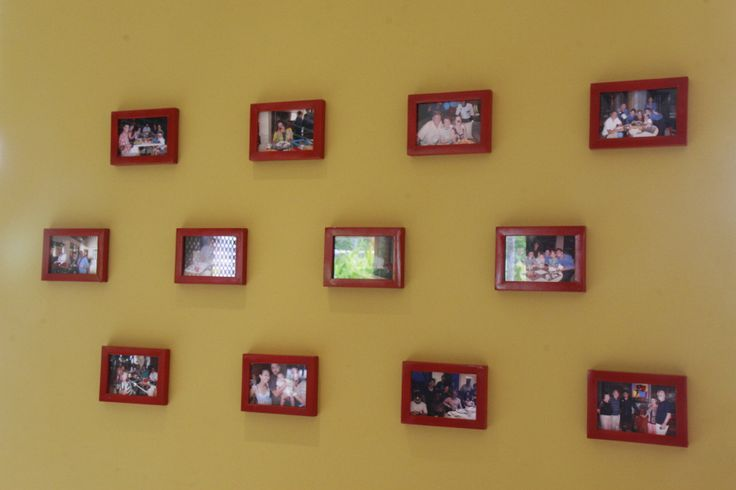 This is our way to remember the special moments that happened at Prego.  Check our wall! Your picture might be displayed there.