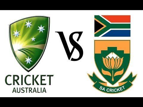 Australia vs SouthAfrica 3rd odi match winning overs 2016