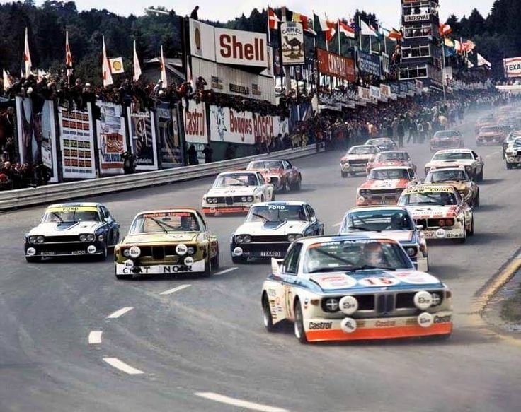 Best Tourism Groupe Silouhette Stock Cars Racing Cars