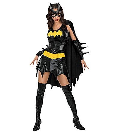 Bat Girl !
