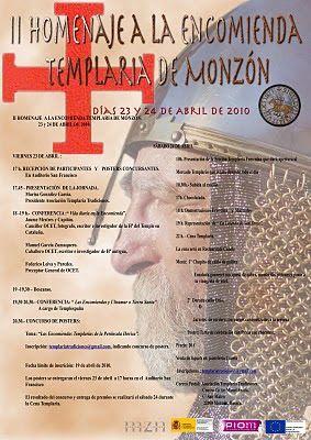 Templarios de Cristo: abril 2010 Tradiciones. La ceremonia fue retransmitida en directo por primera vez en la historia, por la Cadena Ser de Aragón. Teniendo una gran repercusión mediática tanto en los medios audiovisuales como en prensa.