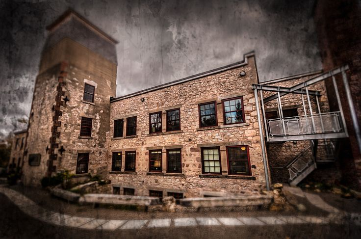 The Alton Mill - Halloween version - Photographer: Jeff Smith ...............#GT