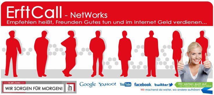 ErftCall Networks wir sorgen heute schon für das Geld von morgen... - Home Office