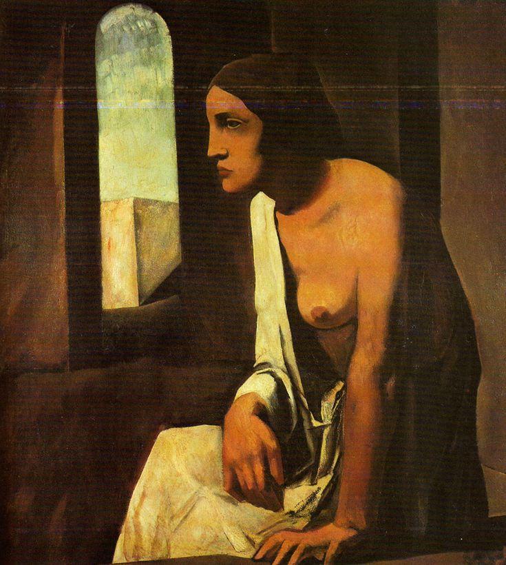 Mario Sironi  Solitudine 1926