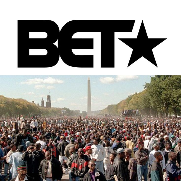 BET Refused To Air 2015 Million Man March