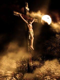 jesus on the cross pictures | jesus on cross