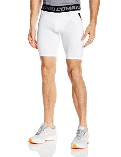 NIKE Nike Men'S Pro Combat Hyperstrong Compression Ultralight Slider Shorts. #nike #cloth #