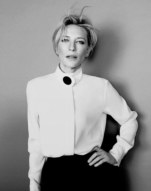Cate Blanchett for Empire UK, March 2016.