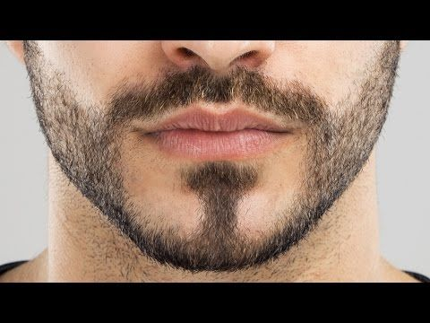 How to Create Facial Hair in Photoshop - YouTube
