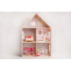 Domek dla lalek - Wzór B