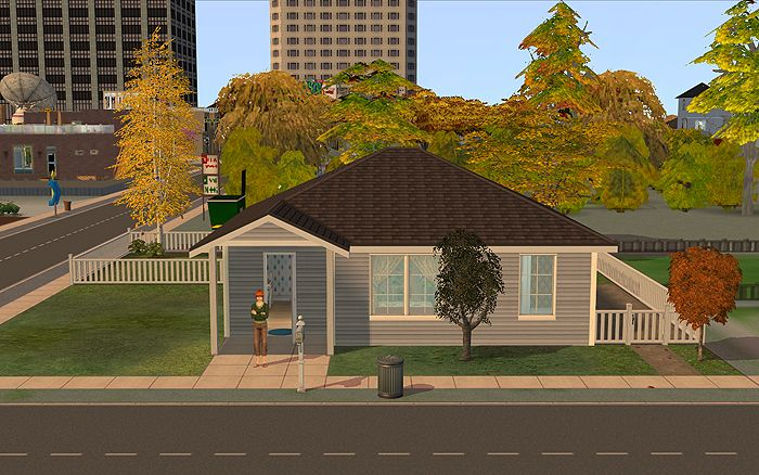 meetmetotheriver's Sims Tumblr — Monica Bratford graduated from college last round,...
