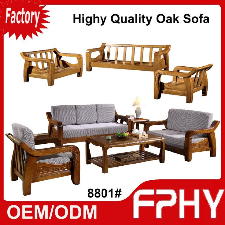 17 best ideas about wooden sofa designs on pinterest for Wood sofa designs for living room