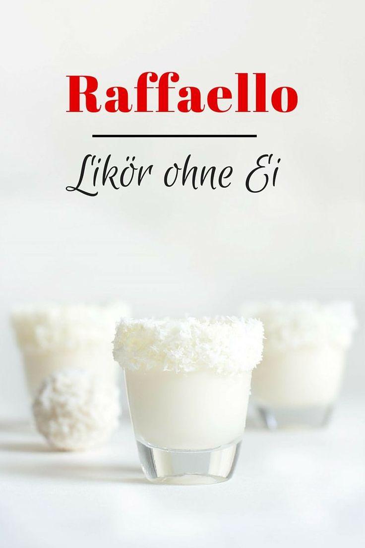 Ein Rezept für ein super leckerenRaffaello Lik…
