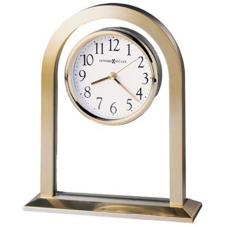 Howard Miller Imperial Desktop Clock - 645574