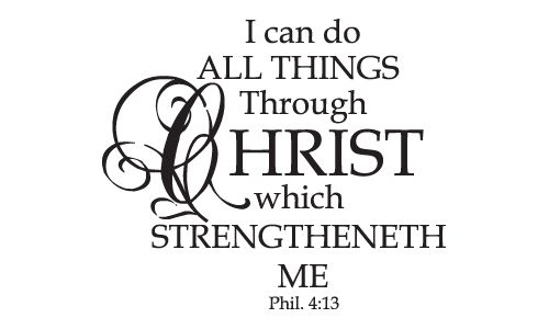 Phillippians 4:13
