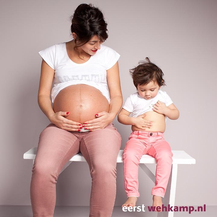 Wordt jouw oudste zoon of dochter grote broer of zus? Betrek hem/haar bij de zwangerschap