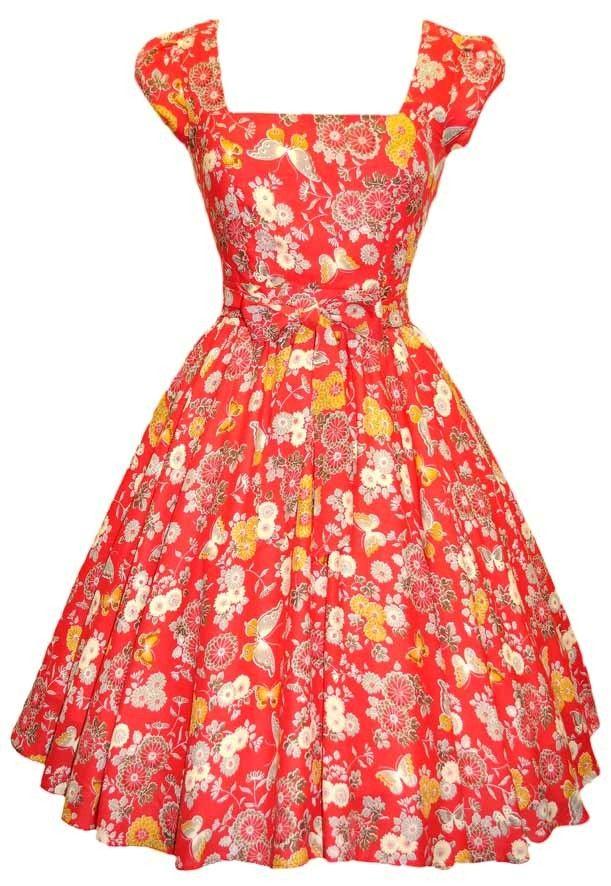 77 Best Lady Vintage Swing Dresses Images On Pinterest