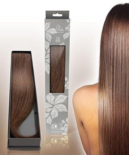 Hair Extensions 100 Human Caramel Seven Piece Enhance Your Look With The Sutra S Clip In Read More