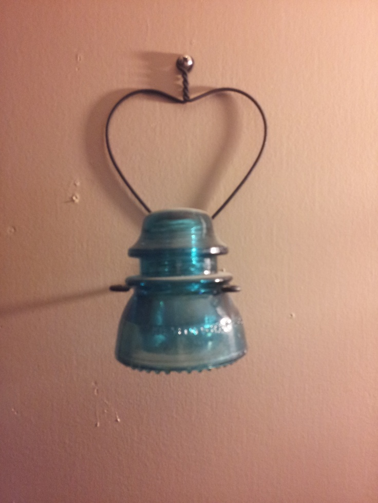 17 best images about insulators 2 on pinterest antique for Glass insulator ideas