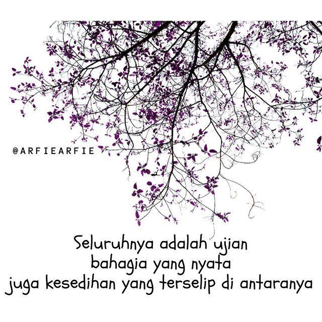 Hidup adalah belajar, mengerti, dan menerima garis takdirNya dengan tak lepas dari berbagai usaha :')