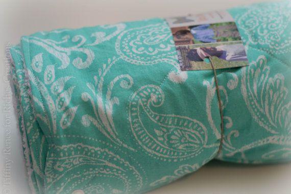 UnPaper Towels, Mint Green Towels, Paperless Towels, Reuseable Paper Towels, Unpaper Towel, Towels,