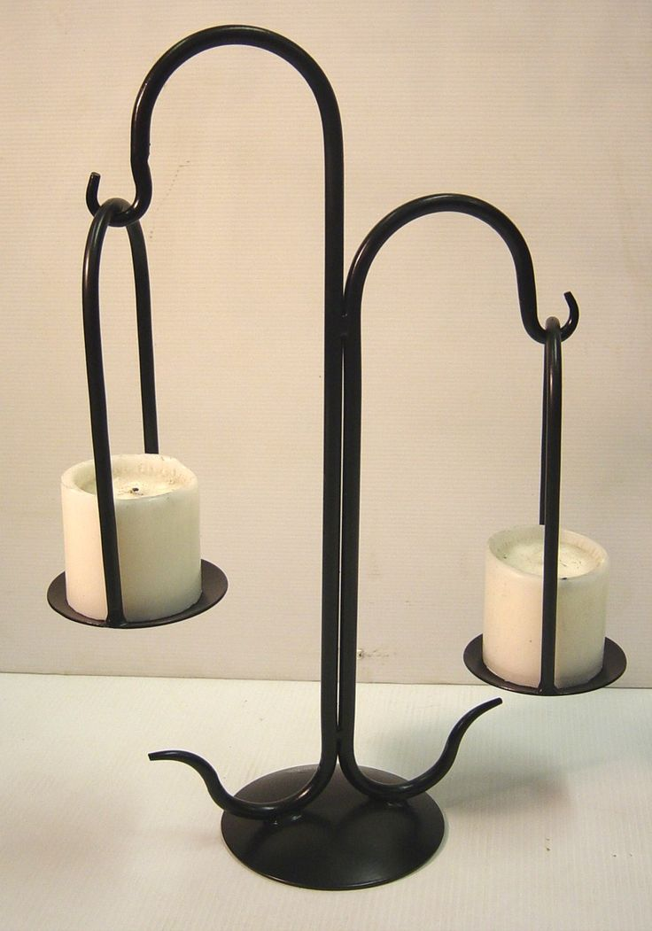 Iron Candle Stand Designs : Best ideas about wrought iron candle holders on