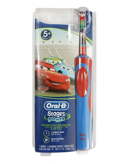 Oral B Kids Electric Power Rechargeable Toothbrush Stage