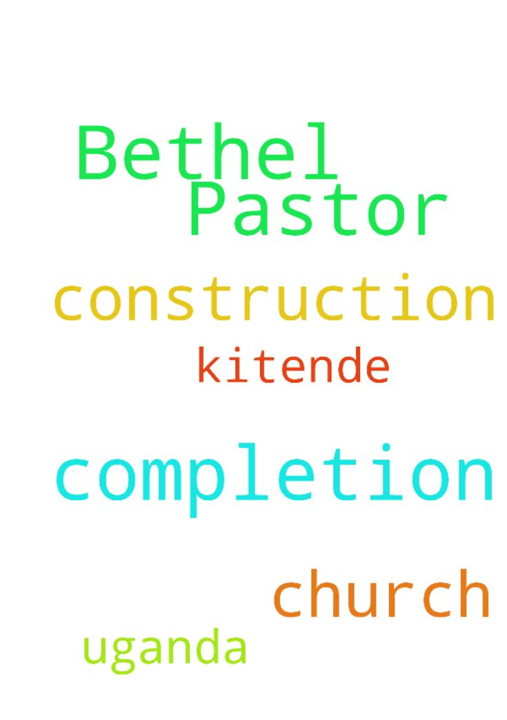 Pastor pray for completion of our Bethel church construction - Pastor pray for completion of our Bethel church construction at Kitende in Uganda  Posted at: https://prayerrequest.com/t/QZZ #pray #prayer #request #prayerrequest