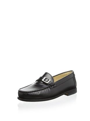 66% OFF Gallucci Kid's Dress Loafer (Nero)
