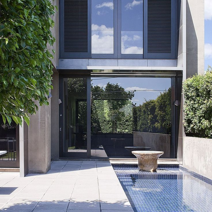 Modern Family Home, Residential Architects Melbourne
