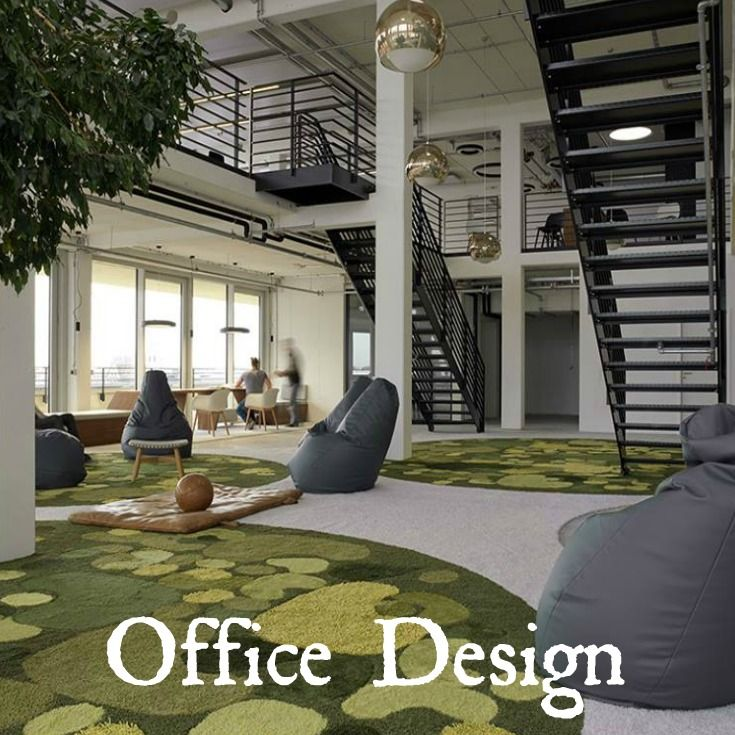 Whether you travel to your office every day or just go into your home office, we have the office designs for you. From minimalist designs to over the top innovative structures, we have it all! Plus, many of the offices you will find in our corporate section have flooring installed by our international partners. That means we have our products in some of the most innovative office buildings in the world!