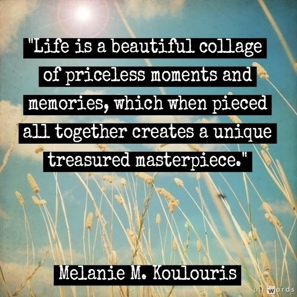Inspirational Quotes About Making Memories