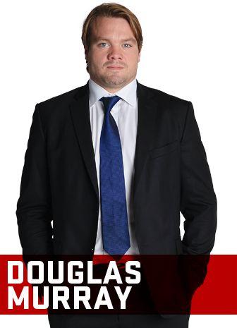 Douglas Murray pose pour l'Annuel 2013-2014 du Magazine CANADIENS. / Douglas Murray poses for the 2013-14 CANADIENS Yearbook. #Habs