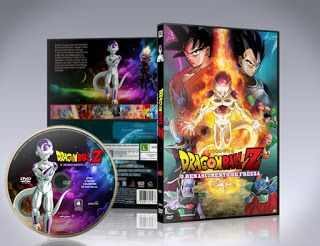 W50 produções mp3: Dragon Ball Z - O Renascimento De Freeza