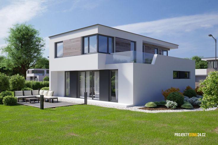 projekty domů - projekt domu LOTUS