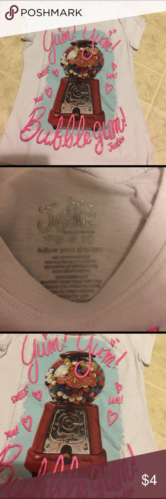Girls justice t shirt Girls justice t shirt Justice Shirts & Tops