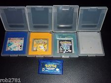 Pokemon Silver Yellow Special Pikachu Edition Blue Crystal GameBoy Sapphire GBA  get it http://ift.tt/2bcddTQ pokemon pokemon go ash pikachu squirtle