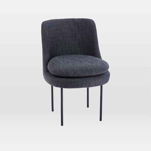 Curved Upholstered Dining Chairs Tyres2c - Curved-upholstered-dining-chair
