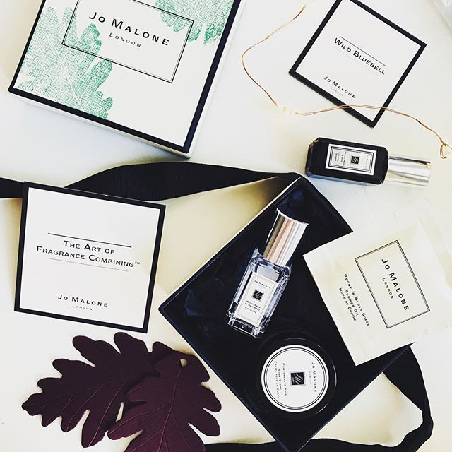 New post! An afternoon with Jo Malone 🍂✨link is in the bio Whats your favourite Jo Malone scent? Have you tried any of  their new English Oak fragrances? 💗