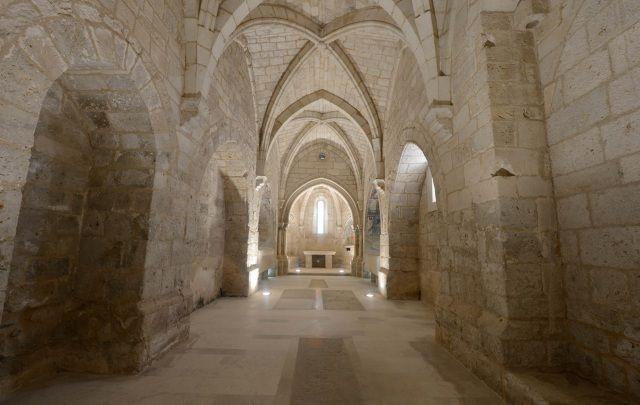 spa at monastery, Ribera del Duero