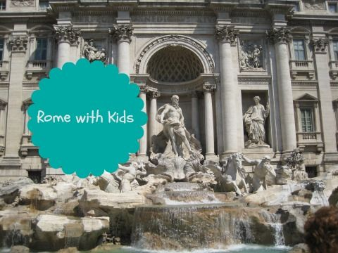 Exploring Rome with Kids in 2.5 Days - all that we managed to see and do in 2.5 days in Rome pre-Mediterranean cruise gonewiththefamily.com
