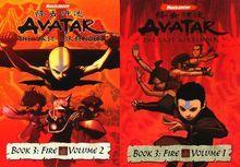 Avatar - The Last Airbender: Book 3 - Fire, Vols. 1 & 2 [2 Discs] [DVD]