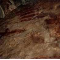 Children & spirits, Ubirr Rock
