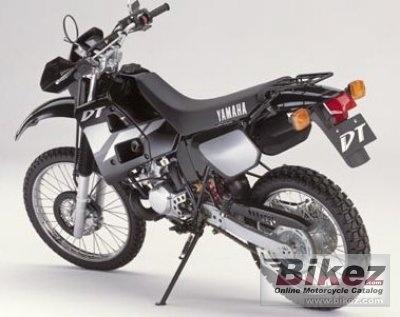 Yamaha DT 125LC
