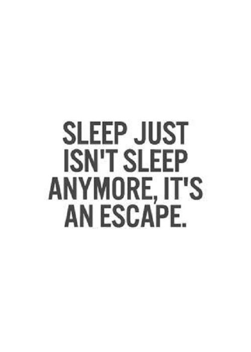 An Escape #Escape, #Inspiring-Quotes, #Quotes-And-Sayings